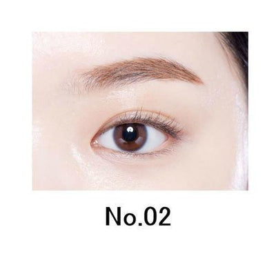 ETUDE HOUSE Eyebrow No.02 Natural Brown ETUDE Ink Fit Color Brow - KollectionK