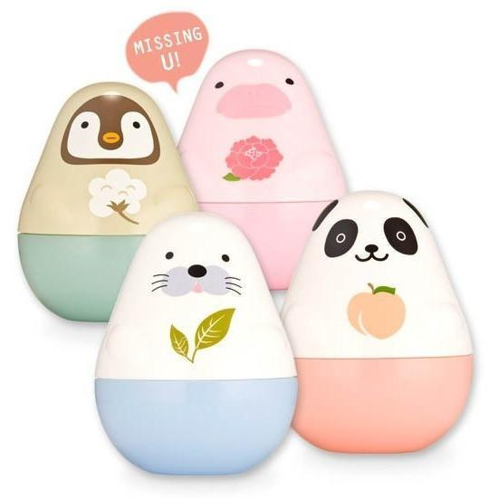 ETUDE HOUSE Hand Cream #1 The Penguin ETUDE Missing U Hands Cream Endangered Animals Series - KollectionK