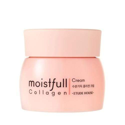 ETUDE HOUSE Face Cream New & Upgrade: 75 ml ETUDE Moistfull Collagen Cream - KollectionK