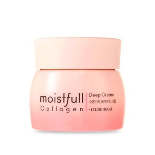 ETUDE HOUSE Face Cream ETUDE Moistfull Collagen Deep Cream - KollectionK