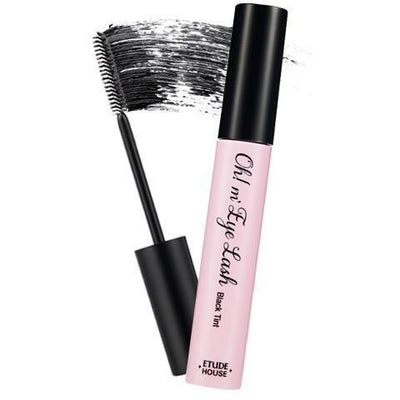 ETUDE HOUSE Mascara #6 black tint ETUDE, Oh! My Eye Lash Black Tint Mascara - KollectionK