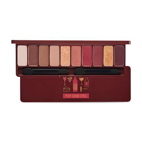 ETUDE HOUSE Eyeshadow ETUDE Play Color Eyes Wine Party - KollectionK