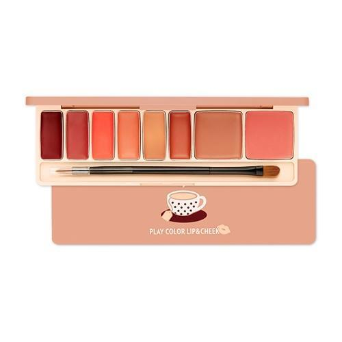 ETUDE HOUSE Makeup Palette ETUDE Play Color Lip and Cheek Palette Tea Time - KollectionK