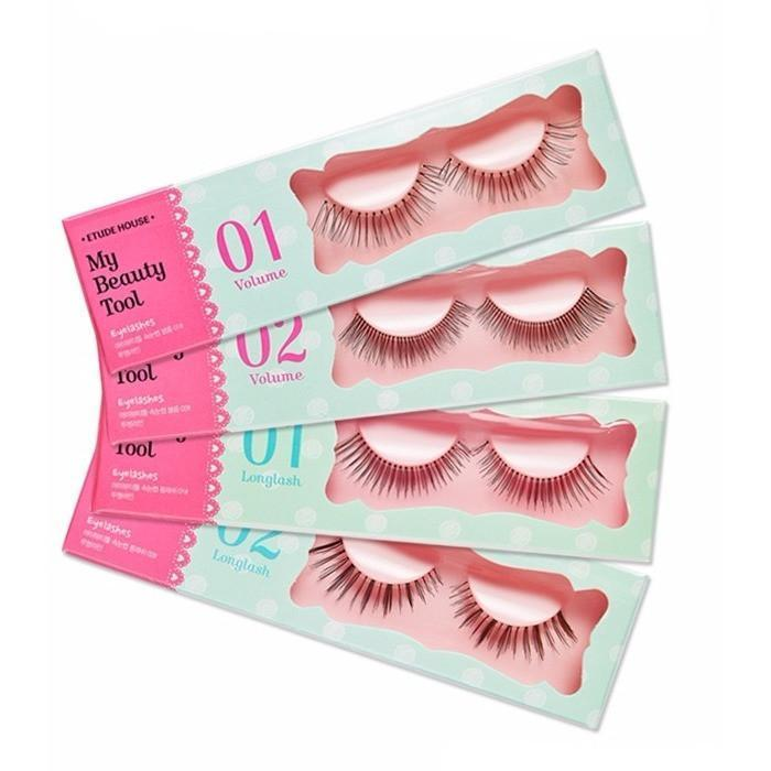 ETUDE HOUSE False Eyelashes Volume-Step1 ETUDE Princess Eyelashes False Eyelashes - KollectionK