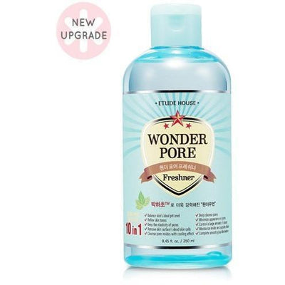 ETUDE HOUSE Skin Toner 250ml-UPGRADE ETUDE Skin toner  Wonder Pore Freshener - KollectionK