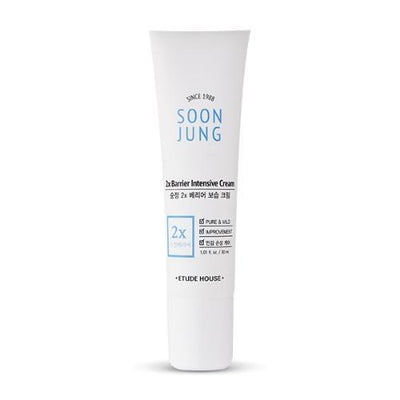 ETUDE HOUSE Face Cream 30ml ETUDE SoonJung 2x Barrier Intensive Cream