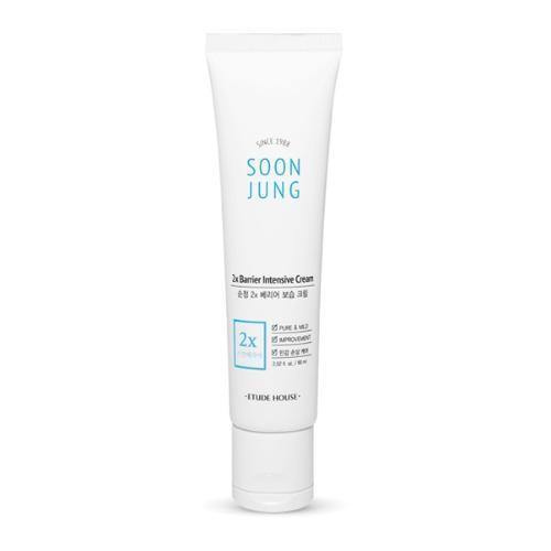 ETUDE HOUSE Face Cream 60ml ETUDE SoonJung 2x Barrier Intensive Cream - KollectionK