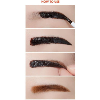 ETUDE HOUSE Eyebrow #1-Brown ETUDE Tint My Brows Gel - KollectionK