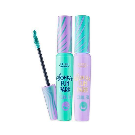 ETUDE HOUSE Mascara MINT ETUDE WONDER FUN PARK Lash Perm Curl Fix Mascara - KollectionK