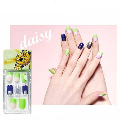 ETUDE HOUSE Nail Tool Daisy ETUDE x WEDDING PEACH, Enamelting Gel Nail Art Tip Kit Artificial Nails - KollectionK