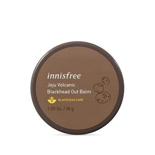 innisfree Exfoliator ININSFREE JEJU VOLCANIC BLACK HEAD OUT BALM - KollectionK