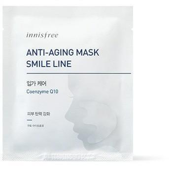 innisfree Sheet Mask INNISFREE ANTI-AGING MASK SMILE LINE - KollectionK