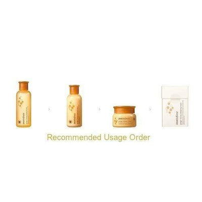 innisfree Face Lotion innisfree Ginger Honey Essential Lotion - KollectionK