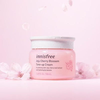 innisfree Face Cream innisfree Jeju Cherry Blossom Tone Up Cream - KollectionK