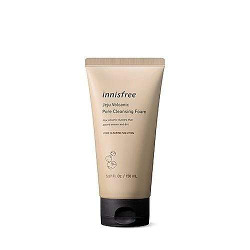 innisfree Facial Cleanser INNISFREE JEJU VOLCANIC PORE CLEANSING FOAM - KollectionK