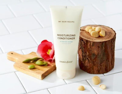 innisfree Hair Conditioner MOISTURIZING innisfree my hair recipe conditioner - KollectionK