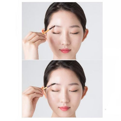 innisfree Makeup Brush innisfree My Palette Mini Dual Eyebrow Brush - KollectionK