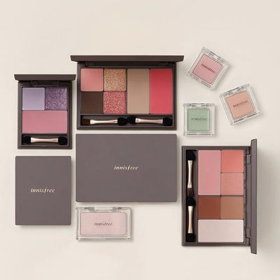 innisfree Eyeshadow No.01S innisfree My Palette My Eyeshadow Shimmer - KollectionK