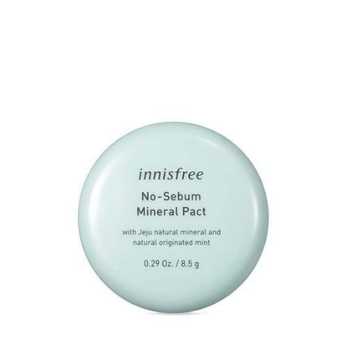 innisfree Face Powder compact innisfree No-Sebum Mineral Pact - KollectionK