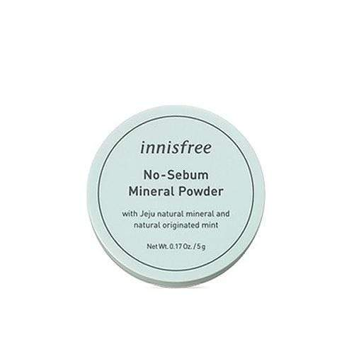 innisfree Face Powder 1 ea innisfree No-Sebum Mineral Powder - KollectionK