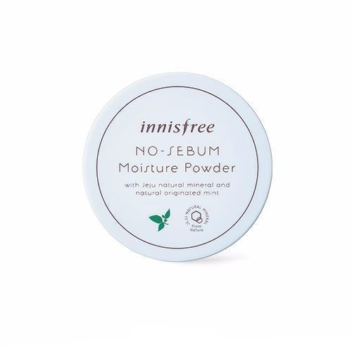 innisfree Face Powder innisfree No-Sebum Moisture Powder - KollectionK