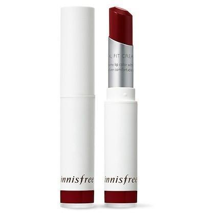 innisfree Lipstick #1 innisfree Real Fit Creamy Lipstick - KollectionK