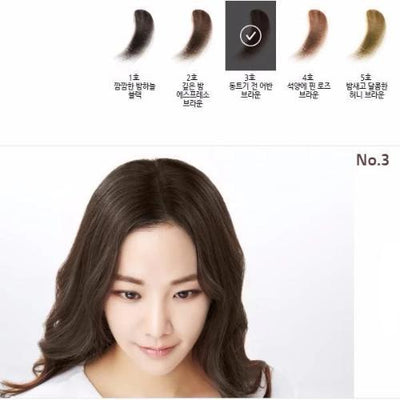 innisfree Hair Tool No.3 Urban Brown innisfree real hair make up jelly concealer - KollectionK