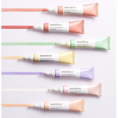 innisfree Foundation No.01 innisfree Smart Drawing Foundation - KollectionK