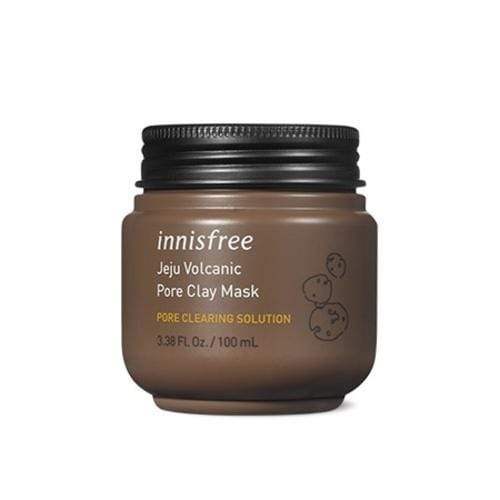 innisfree Exfoliator innisfree Volcanic Pore Clay mask Original - KollectionK
