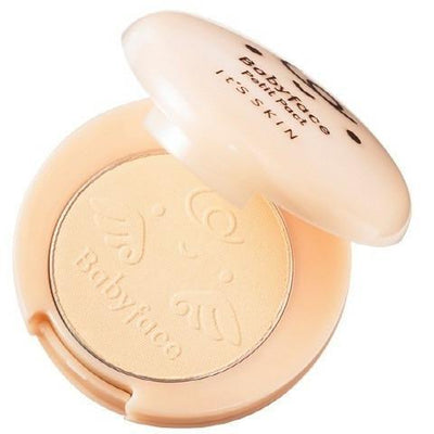 It'S SKIN Face Powder #1 Light Beige It'S SKIN Babyface Petit Pact SPF25 PA++ - KollectionK