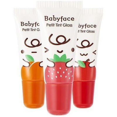 It'S SKIN Lip Gloss #1 Apple It'S SKIN Babyface Petit Tint Gloss - KollectionK