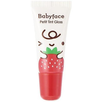 It'S SKIN Lip Gloss #2 Strawberry It'S SKIN Babyface Petit Tint Gloss - KollectionK