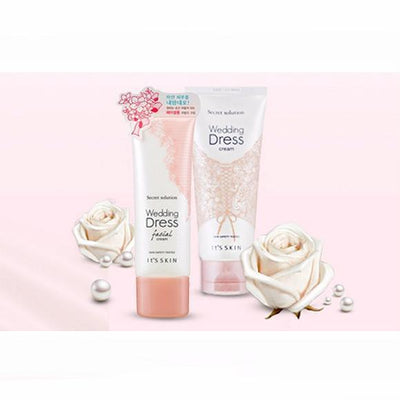 It'S SKIN Body Lotion It'S SKIN Secret Solution Wedding Dress White Cream for Body - KollectionK
