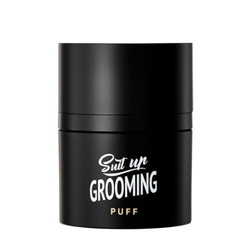 It'S SKIN Hair Tool N0.01 Black It'S SKIN SUIT UP GROOMING PUFF - KollectionK