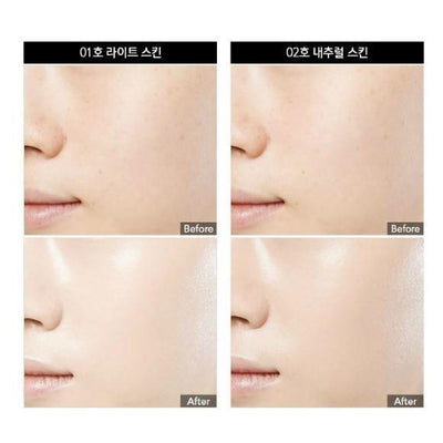It'S SKIN BB Cream No.01_Light Skin_no.21 It'S SKIN TIGER CICA BLEMISH BALM COVER - KollectionK