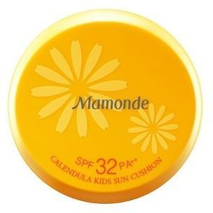 Mamonde Sunscreen Mamode Calendula Kids Sun Cushion SPF32 PA++ - KollectionK