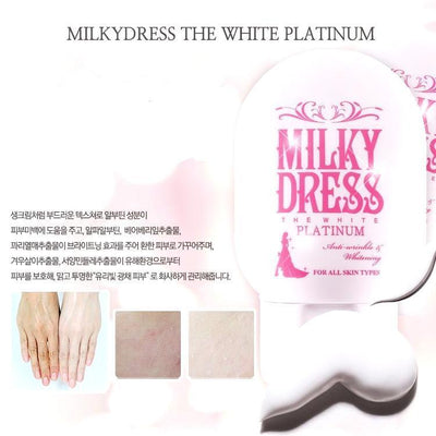 MILKYDRESS Face Cream MILKYDRESS The White Platinum Cream - KollectionK