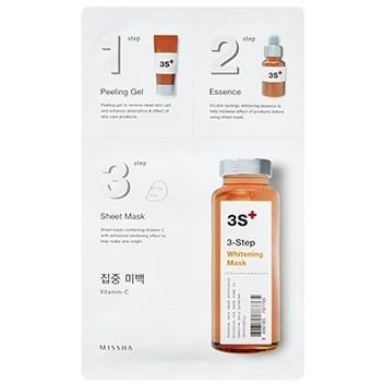 MISSHA Sheet Mask MISSHA 3-STEP Whitening Mask - KollectionK