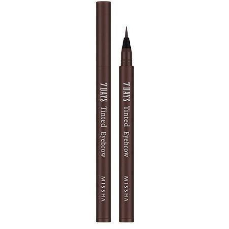 MISSHA Eyebrow #3 Sepia Brown MISSHA 7 DAYS Tinted Eyebrow - KollectionK