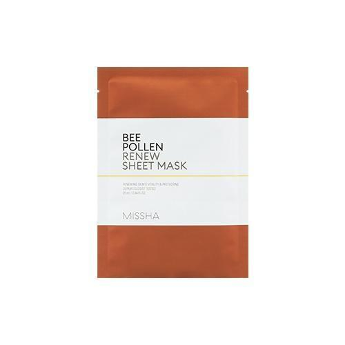 MISSHA Sheet Mask MISSHA Bee Pollen Renew Sheet Mask - KollectionK