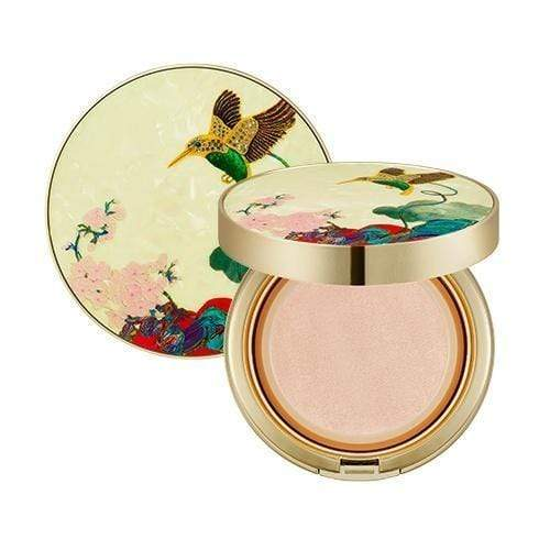 MISSHA Foundation No.21 MISSHA CHOGONGJIN Tension Pact Sweet Flower Edition - KollectionK