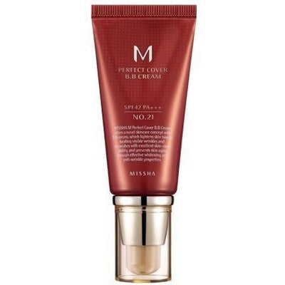 MISSHA BB Cream #13 MISSHA, M perfect BB Cream SPF42 PA+++ - KollectionK