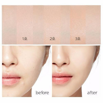 MISSHA Foundation No.01_#21P MISSHA MISA Geum Sul Vitalizing Tension Pact SPF30 PA++ - KollectionK