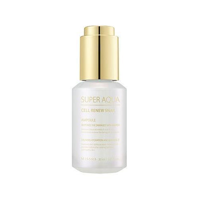 MISSHA Face Lotion MISSHA Super Aqua Cell Renew Snail Ampoule - KollectionK