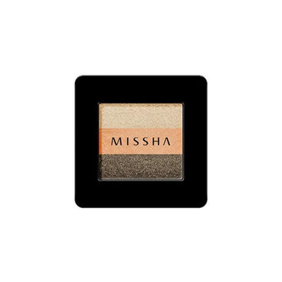 MISSHA Eyeshadow #02 MISSHA Triple Eye Shadow - KollectionK