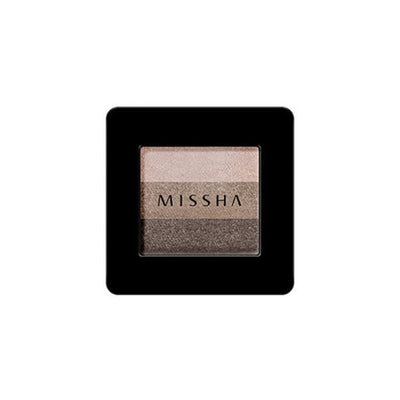 MISSHA Eyeshadow #04 MISSHA Triple Eye Shadow - KollectionK