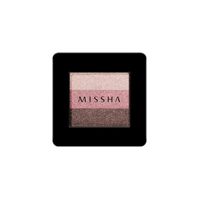 MISSHA Eyeshadow #10 MISSHA Triple Eye Shadow - KollectionK