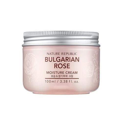 NATURE REPUBLIC Face Cream NATURE REPUBLIC Bulgarian Rose Moisture Cream - KollectionK