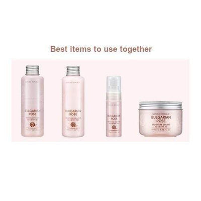 NATURE REPUBLIC Face Lotion NATURE REPUBLIC Bulgarian Rose Moisture Emulsion - KollectionK