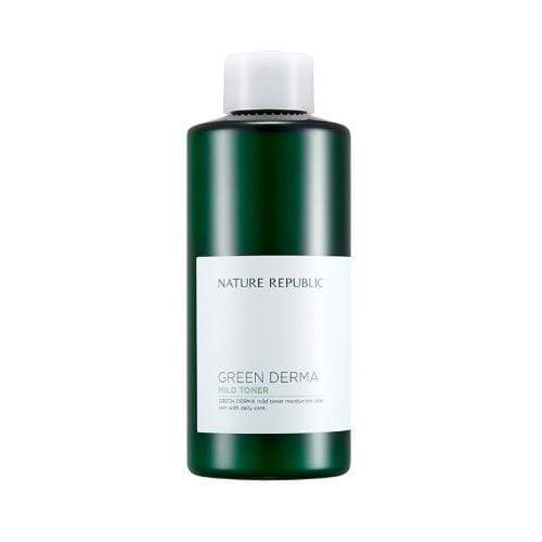 NATURE REPUBLIC Skin Toner NATURE REPUBLIC Green Derma Mild Toner - KollectionK